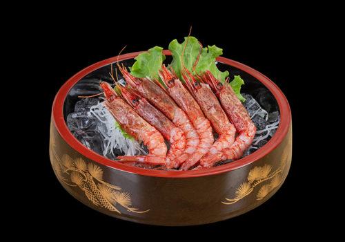 sashimi amaebi