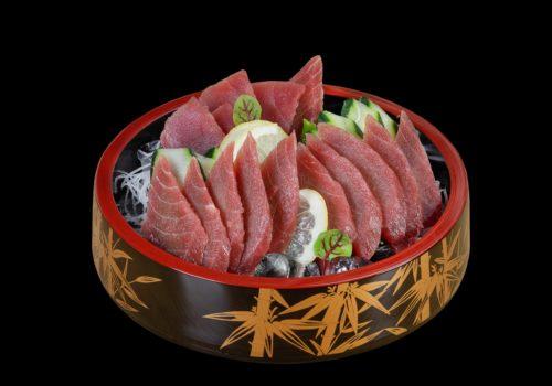 sashimi tonno